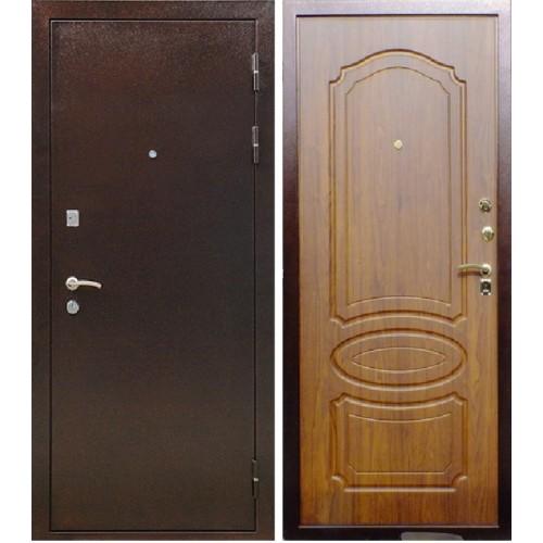 Входная дверь - Аристократ АРС-2 Тёмный орех