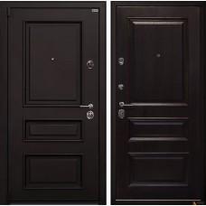 Входная дверь - АРМА  Antifreeze Чикаго Терморазрыв Шпон дуб