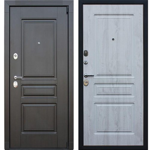 Входная дверь - АСД «Гермес NEW» сосна