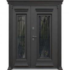 Входная дверь - АСД «Grand Lux» двустворчатая