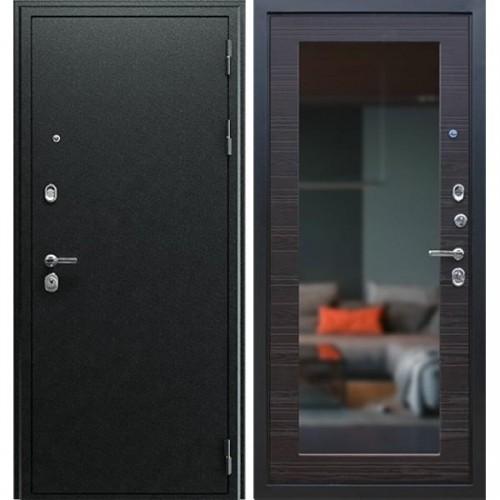 Входная дверь - АСД «Next 1» с зеркалом венге