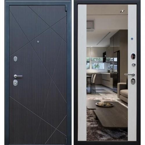 Входная дверь - АСД Вектор с зеркалом