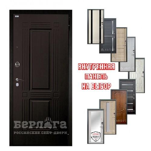 Входная дверь - Берлога ОПТИМА 2П Триумф(панель на выбор)