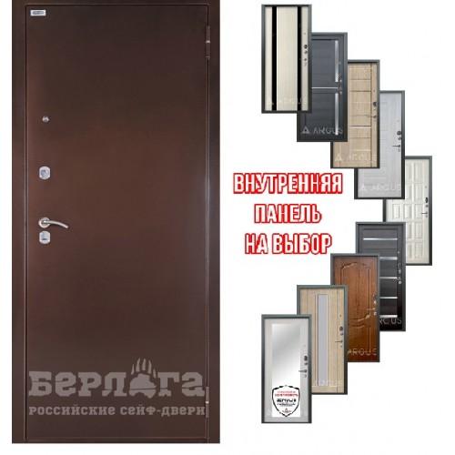 Входная дверь - Берлога ОПТИМА (панель на выбор)
