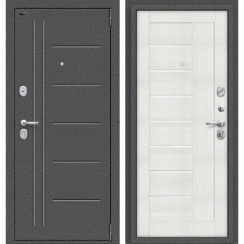 Входная дверь - Porta S 109.П29 Антик Серебро/Bianco Veralinga