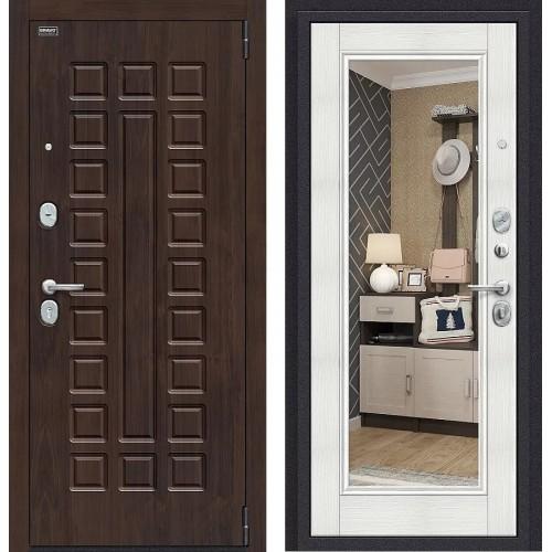 Входная дверь - Porta S 51.П61 (Урбан) Almon 28/Bianco Veralinga
