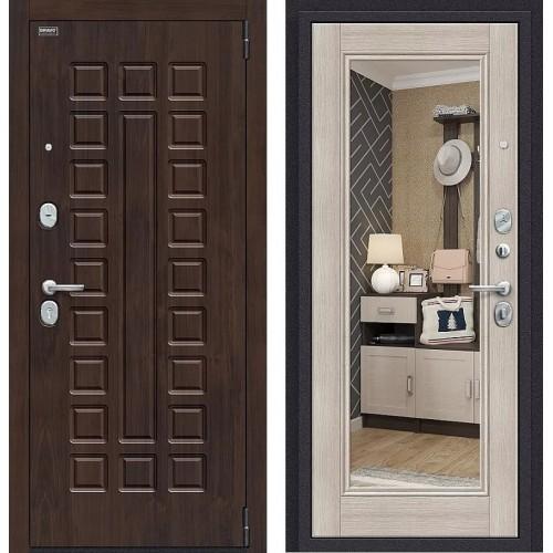 Входная дверь - Porta S 51.П61 (Урбан) Almon 28/Cappuccino Veralinga