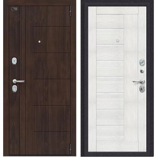Входная дверь - Porta S 9.П29 (Модерн) Almon 28/Bianco Veralinga