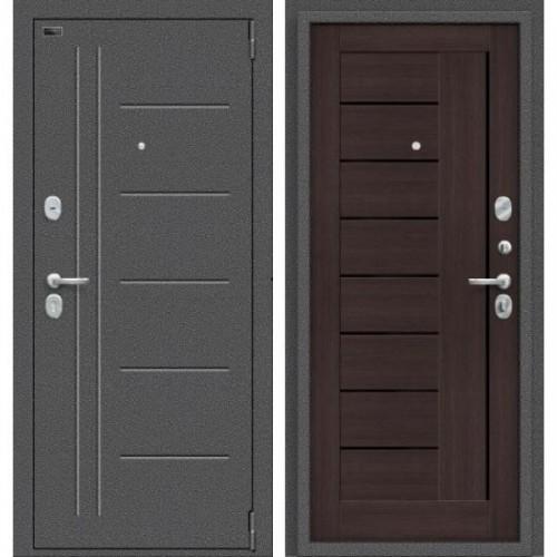 Входная дверь - Porta S 109.П29 Антик Серебро/Wenge Veralinga
