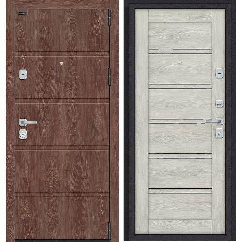 Входная дверь - Porta M 8.Л28 Chalet Grande/Chalet Provence