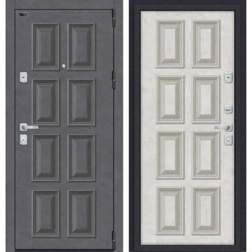 Входная дверь - Porta M К18.K18 Rocky Road/Silk Road