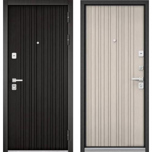 Входная дверь - PREMIUM 90 (ЛАРЧЕ ТЕМНЫЙ 9Р-131/Ларче бьянко 9Р-131)