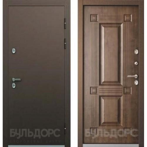 Входная дверь - Входная дверь Бульдорс Термо 2 орех грецкий ТВ 2.2