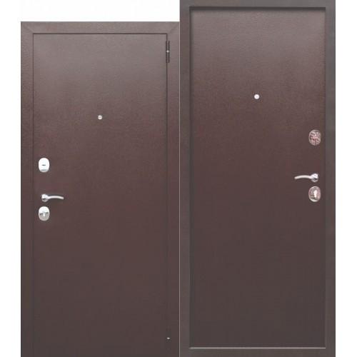 Входная дверь - GARDA Металл/Металл