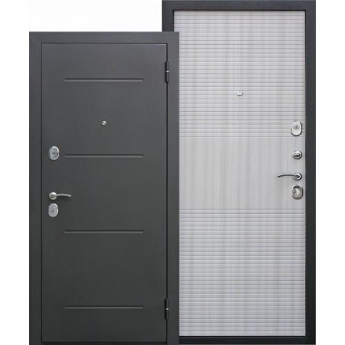 Входная дверь - Гарда муар Белый ясень 75мм