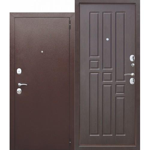 Входная дверь - Гарда 8 мм Венге