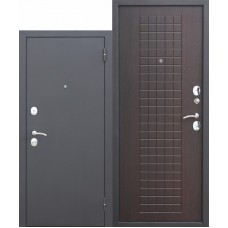 Входная дверь - Гарда Муар 8мм Венге