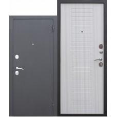Входная дверь - Гарда Муар 8мм Белый ясень