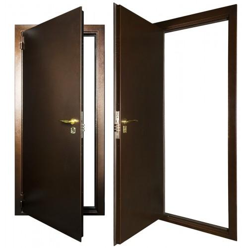 Входная дверь - Гранит Дача