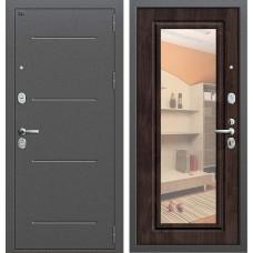 Входная дверь - GROFF P2-216 П-28 Темная Вишня
