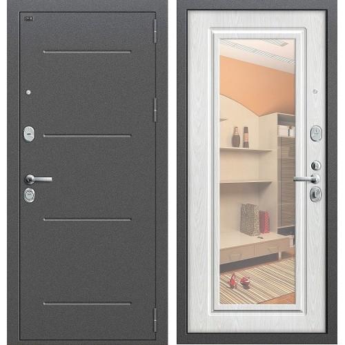 Входная дверь - GROFF P2-216 П-25 Беленый Дуб
