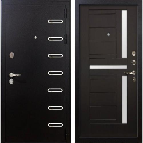 Входная дверь - Лекс Витязь Баджио Венге (панель №50)