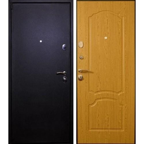 Входная дверь - Лекс 3 Дуб-Чёрный Крокодил