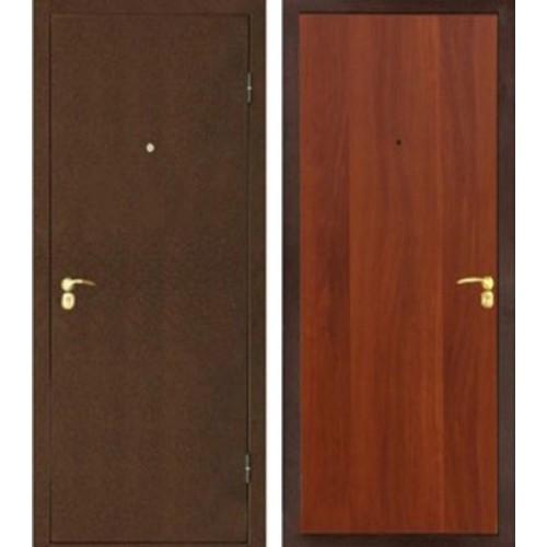 Входная дверь - Лекс Эконом S Итальянский орех