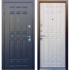 Входная дверь - Техно 3 венге/беленый венге