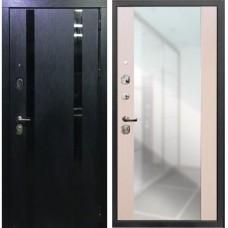 Входная дверь - Персона Гранд-1 сандал белый (зеркало)