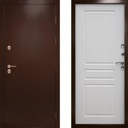 Входная дверь с терморазрывом - Сибирь термо лиственница (TD)