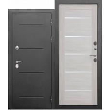 Входная дверь - 11 см Isoterma СЕРЕБРО Лиственница беж Терморазрыв