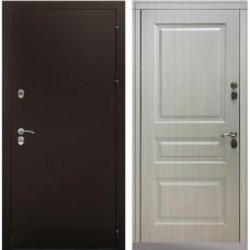 Входная дверь - Снедо Сибирь Термо Стандарт 3К (Антик медь / Сосна белая)