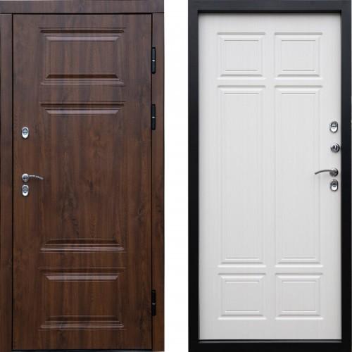 Входная дверь с терморазрывом - Сибирь термо премиум лиственница Винорит (TD)