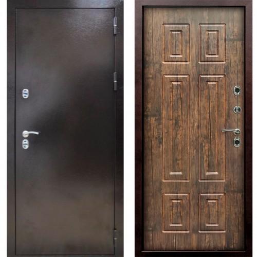 Входная дверь - ТЕРМО-MAXI Тиковое дерево