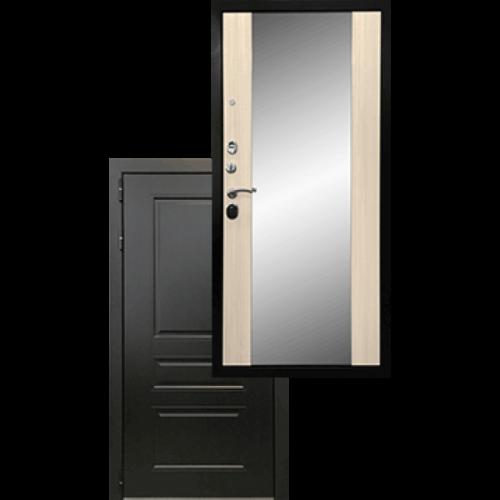 Входная дверь - Ратибор Монолит 3К Сандал белый