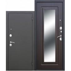 Входная дверь - Царское зеркало муар Венге