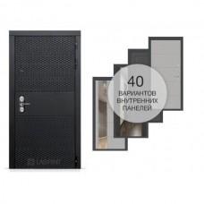 Входная дверь - BLACK CISA
