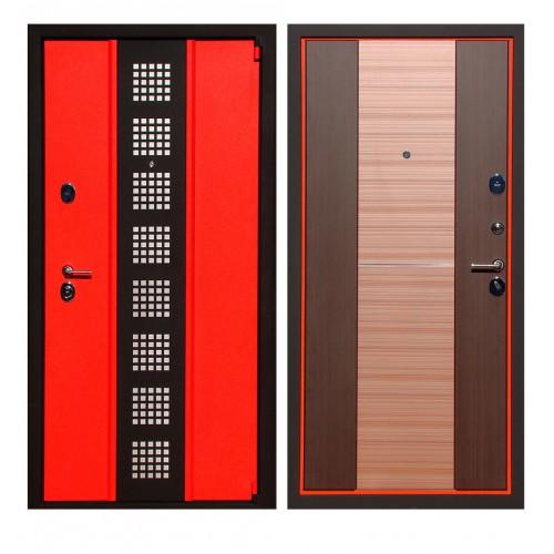 Входная дверь - ЮГАНСК Юг Persona 3 RED&black