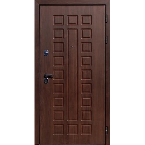 Входная дверь - ЮГАНСК Юг Крит Орех Кьяро VINORIT