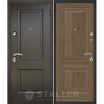 Входная дверь - Нова, аляска
