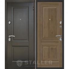 Входная дверь - Нова, салинас темный