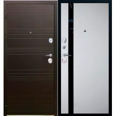 Входная дверь - SD PROF-36 ФОРТУНА Беленый дуб