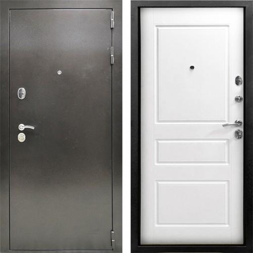 Входная дверь - Соломон РФ 3К Ясень белый