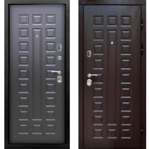 Входная дверь - Сенатор 2К винорит венге/венге
