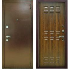 Входная дверь - Кантри дуб коньяк