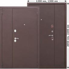 Входная дверь - GARDA Металл/Металл 1300мм