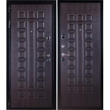 Входная дверь - Премиум венге